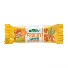 Allos Fruit Bar Sea Buckthorn