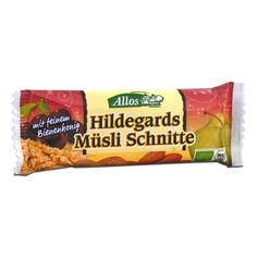 Allos Hildegard Cereal Bar