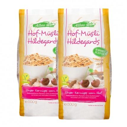 Bio Hof-Müsli, Hildegard (2 x 500 g)