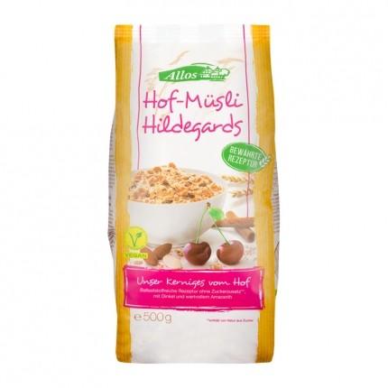 Bio Hof-Müsli, Hildegard (500 g)