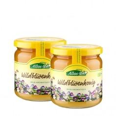 Allos, Miel de fleurs sauvages bio