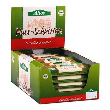 Allos Nuss-Schnitte Mandel Box