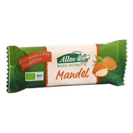 Allos Nut Bar Almond
