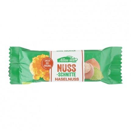 Allos Nut Bar Hazelnut
