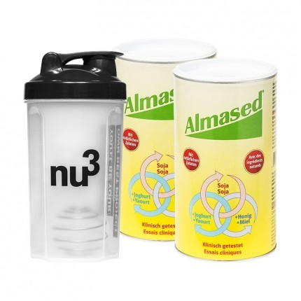 Almased nu3-Starterpaket