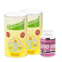 Almased Turbo Fatburner Paket