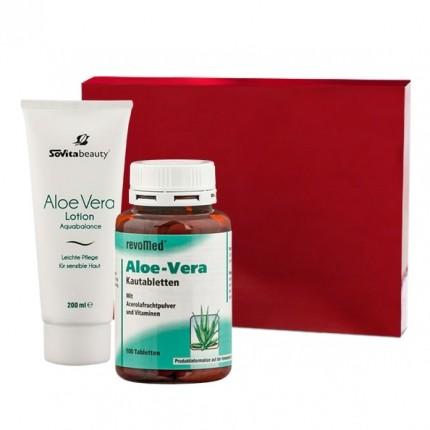 Aloe Vera Beauty & Wellness Gift Set