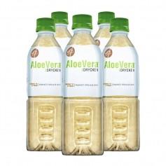 5 x Aloe Vera Drycken Grönt te/Citrus