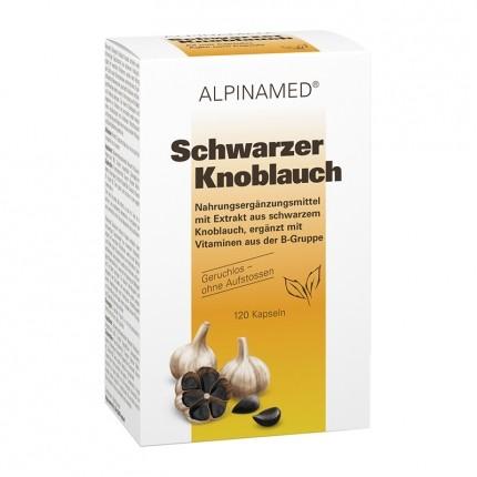 Alpinamed Schwarzer Knoblauch, Kapseln