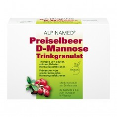 Alpinamed, Cranberry boisson, granulés