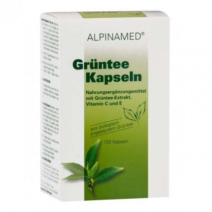 Alpinamed Grüntee Kapseln
