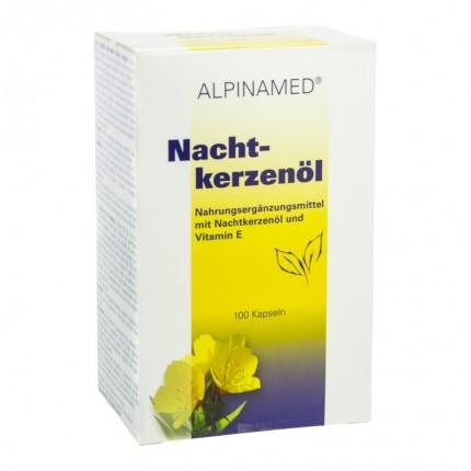 Alpinamed Nachtkerzenöl Kapseln mit Vitamin E