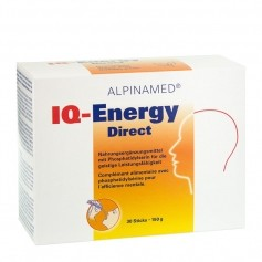Alpinamed IQ-Energy Direct, Direktgranulat