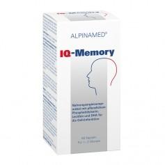 Alpinamed IQ-Memory, Kapseln