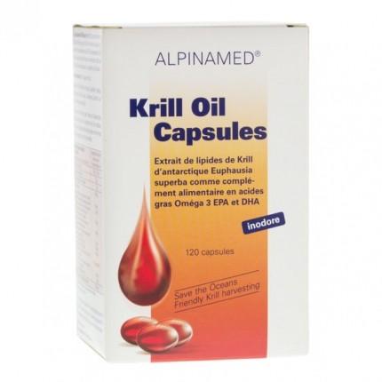 Alpinamed Krill Oil Kapseln
