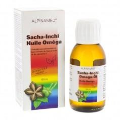 Alpinamed Sacha-Inchi Omega-Öl mit Vitamin E
