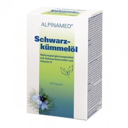 Alpinamed Schwarzkümmelöl Kapseln