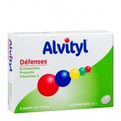 Alvityl Défenses