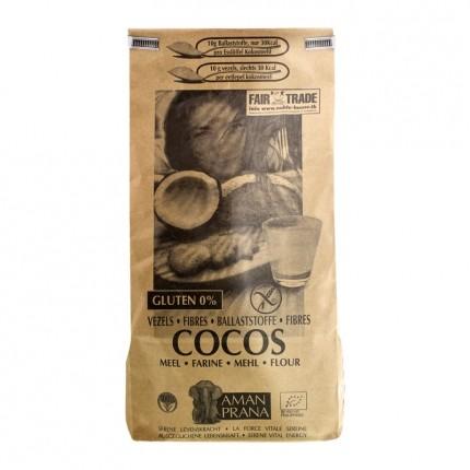 Amanprana farine de fibres de coco, bio