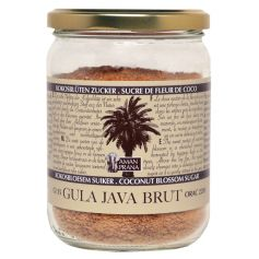 Amanprana Gula Java Brut kokosblomsocker eko