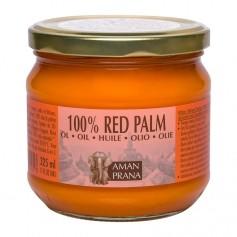 Amanprana, Huile de palme rouge bio