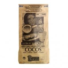 Amanprana Organic Coconut Fiber Flour