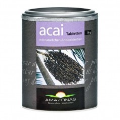 Amzonas Acai Lozenges With Acerola