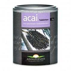 Amazonas Acai sugtabletter med Acerola