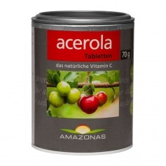 Amazonas Acerola sugtabletter