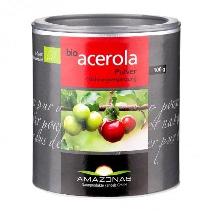 AMAZONAS Naturprodukte Bio, Fruchtpulver (100 g)