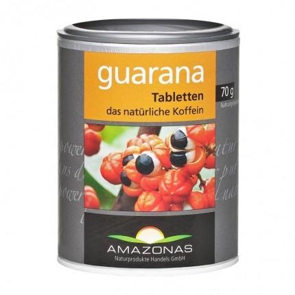 Amazonas, Guarana, comprimés