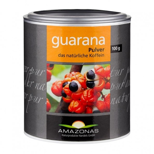 amazonas guarana pulver 100 g bei nu3 bestellen. Black Bedroom Furniture Sets. Home Design Ideas
