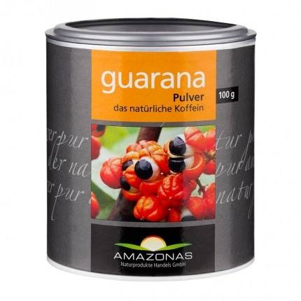 amazonas guarana pulver 100 g bei nu3 bestellen. Black Bedroom Furniture Sets. Home Design Ideas