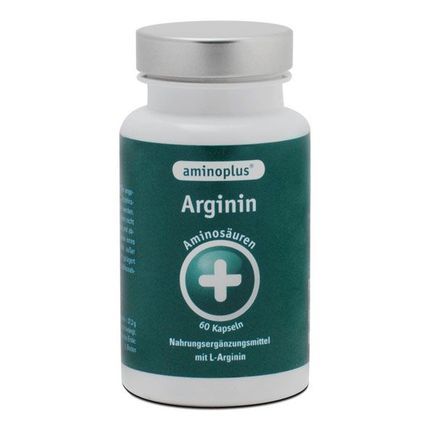 Aminoplus, Arginin, gélules