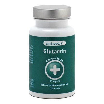 Glutamin (60 Kapseln)