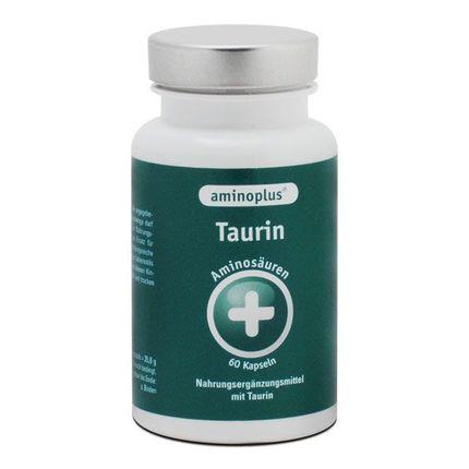 Aminoplus Taurin (60 Kapseln)