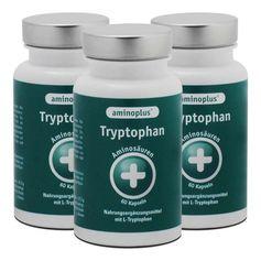 3 x Aminoplus Tryptophan, Kapseln