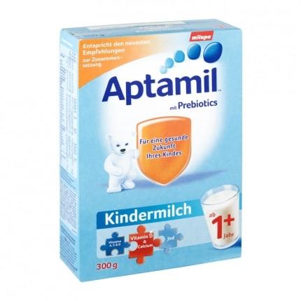Aptamil Kindermilch 1+, Pulver (300 g)