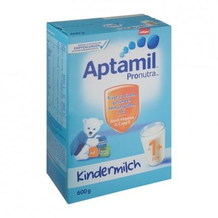 Aptamil Kindermilch 1+, Pulver (600 g)
