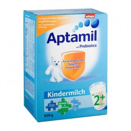 Aptamil Kindermilch 2+, Pulver (600 g)