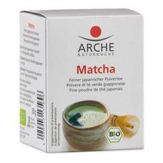 Arche Bio Matcha Pulvertee