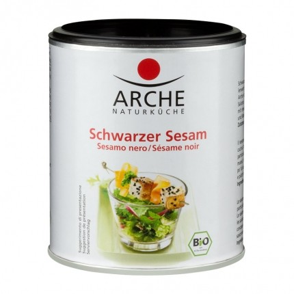 Arche Naturküche Bio Schwarzer Sesam