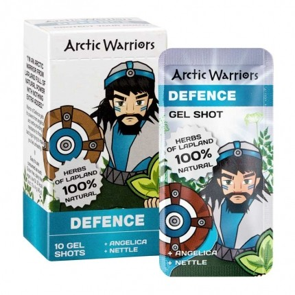 Arctic Warriors Box of 10 Defence