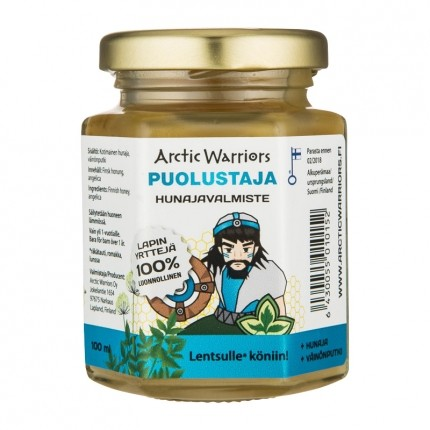 Arctic Warriors Puolustaja Honey