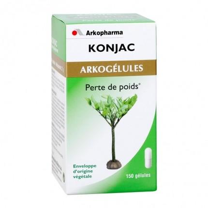 Arkogélule Konjac 150 gélules