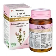Arkogélules Arkogélules Thym, 1.5% d'huile essentielle, 45 gélules