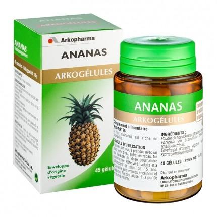 Arkogélules Arkogélules Ananas, 45 gélules