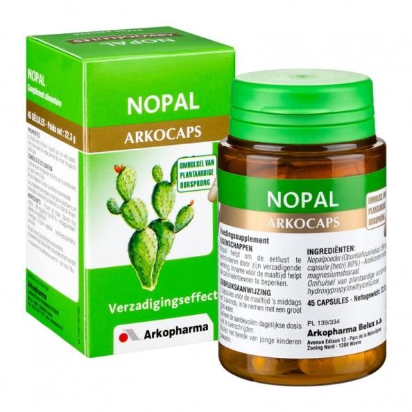 arkopharma arkog lule nopal nu3. Black Bedroom Furniture Sets. Home Design Ideas