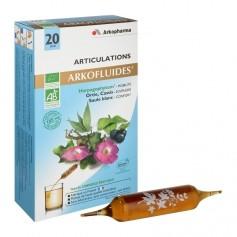 Arkofluide Arkofluide Articulations Bio - Boite de 20 ampoules de 15ml