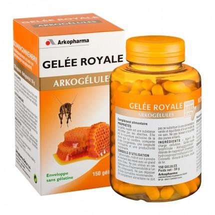 Arkogélules Arkogélules Gelée Royale, 150 gélules